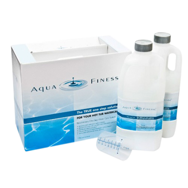Aquafinesse SPA Hot Tub Watercare Kit