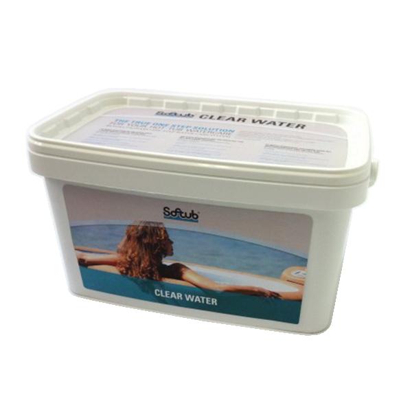 Softtub Clearwater Aquafiness Pack